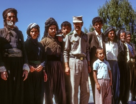 Group of Kurds.