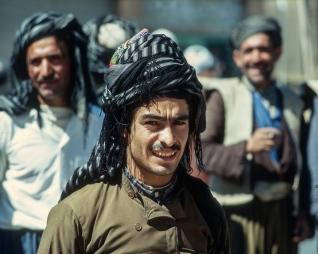 Kurdish man.