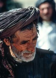 Kurdish old man.